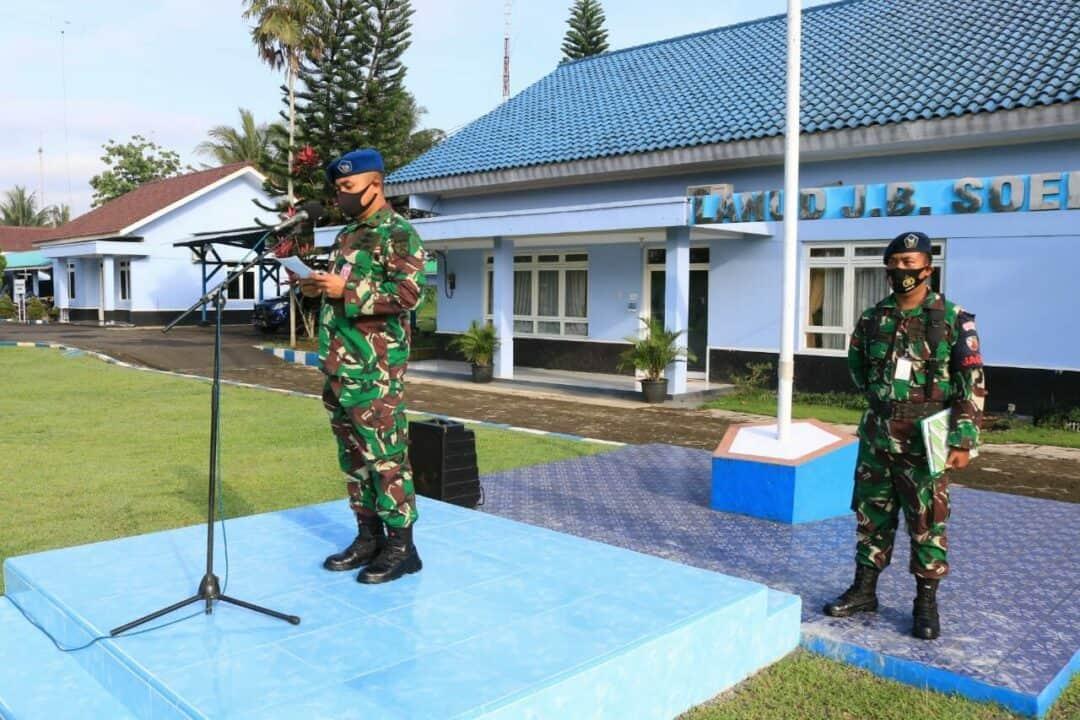 Hari Pahlawan di Lanud J.B. Soedirman