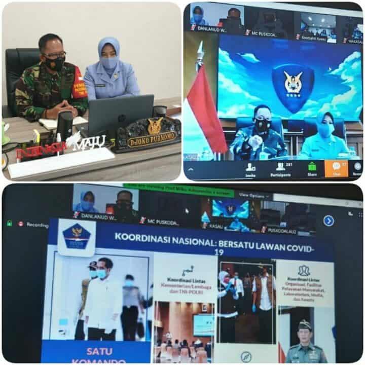 Apel Komandan Satuan Jajaran TNI AU