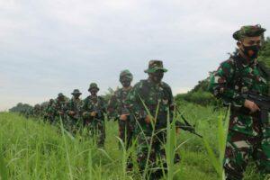 Latihan Hanlan Lanud Soewondo