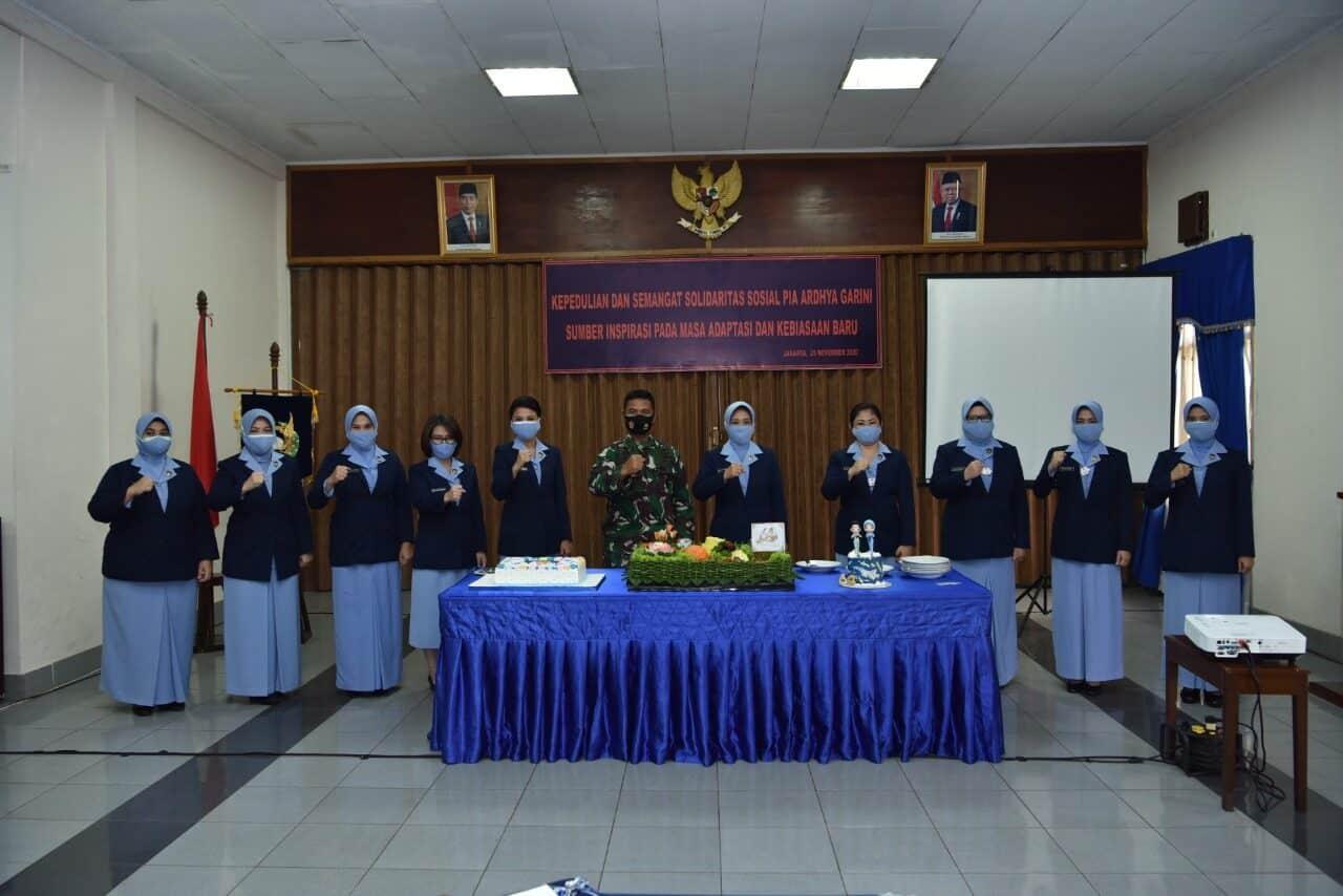 Peringatan HUT ke-64 PIA AG di Lanud Halim
