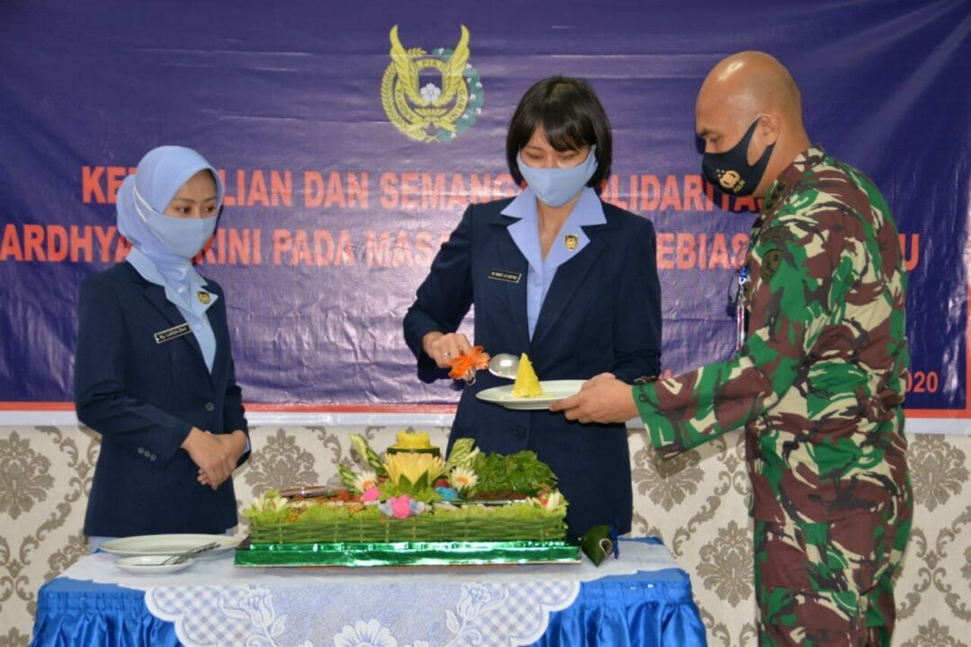 PIA Ardhya Garini Bakorcab Medan Ikuti Peringatan HUT ke-64 PIA Ardhya Garini Secara Virtual