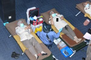 Korpri Unit TNI AU Gelar Donor Darah