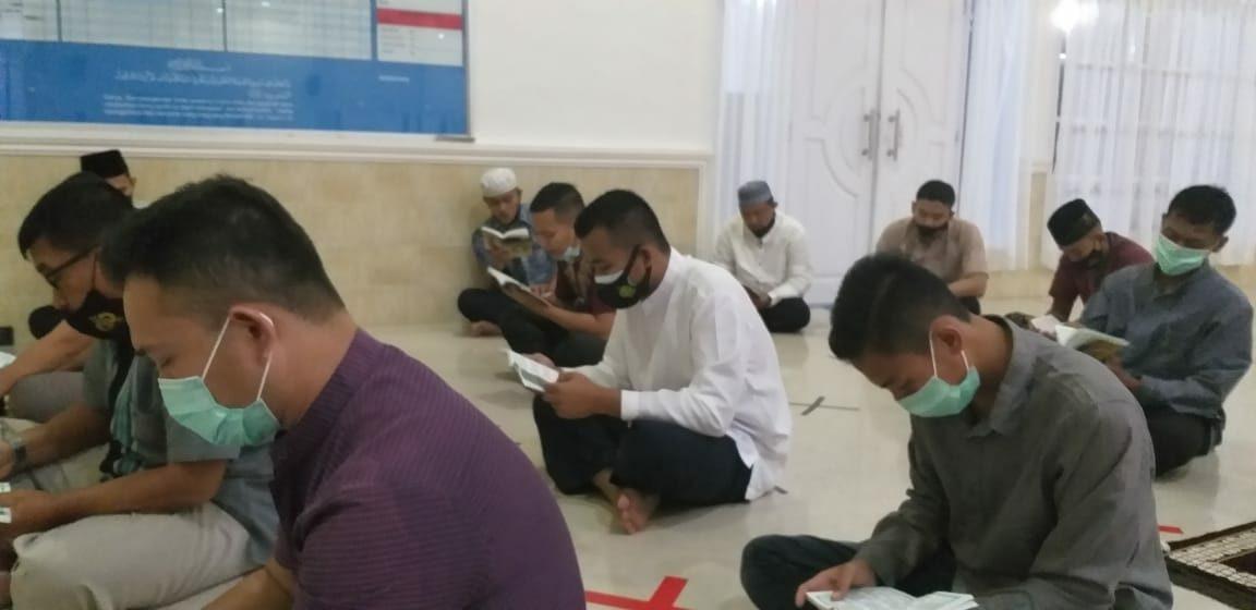 Mohon Keselamatan Lanud Rsn Gelar Doa Bersama