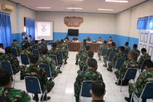 Primkopau Skadron Teknik 045 Laksanakan RAT Tahun Buku 2020