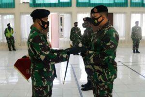 Mayor Lek Panca Prawira Jabat Dansatrad 212