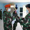 Prajurit Yonko 469 Paskhas Raih Predikat Siswa TerbaikPada Kursus Intensif Bahasa Arab (KIBA) Angkatan 1