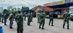 Lanud J.B. Soedirman Bantu Polres Dalam Pengamanan Pilkada di Purbalingga