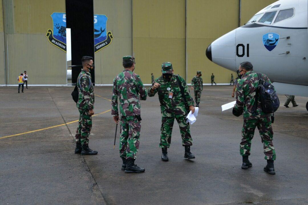 Pangkogabwilhan II Cek Situasi Wilayah di Poso melalui Udara Dalam Operasi Tinombala 2020