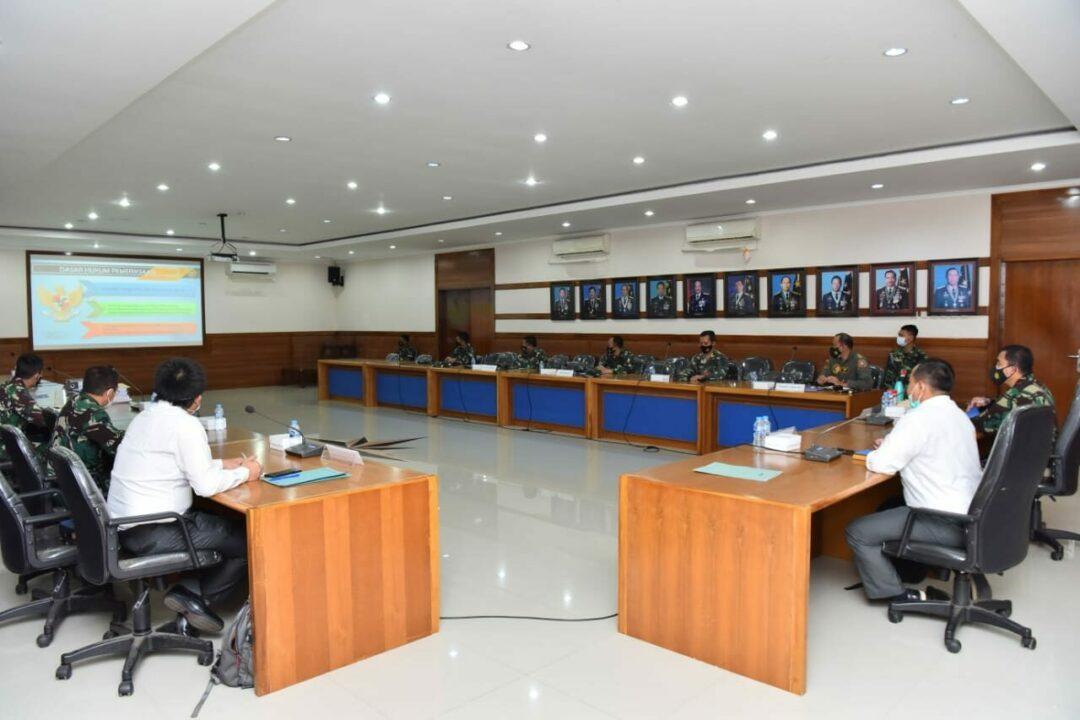 BPK RI Lakukan Pemeriksaan Harwatpesbang di Lanud Iswahjudi dan Depohar 80