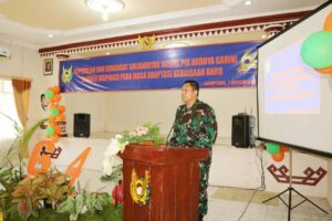 Syukuran HUT PIA Ardhya Garini ke-64 di Lanud Bny