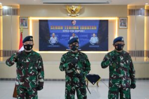 Marsekal Pertama TNI Jorry S. Koloay, S.IP., M.Han Jabat Kaskoopsau I