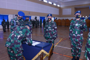 Kolonel Pnb M. Yani Amirullah jabat Danlanud Adisutjipto