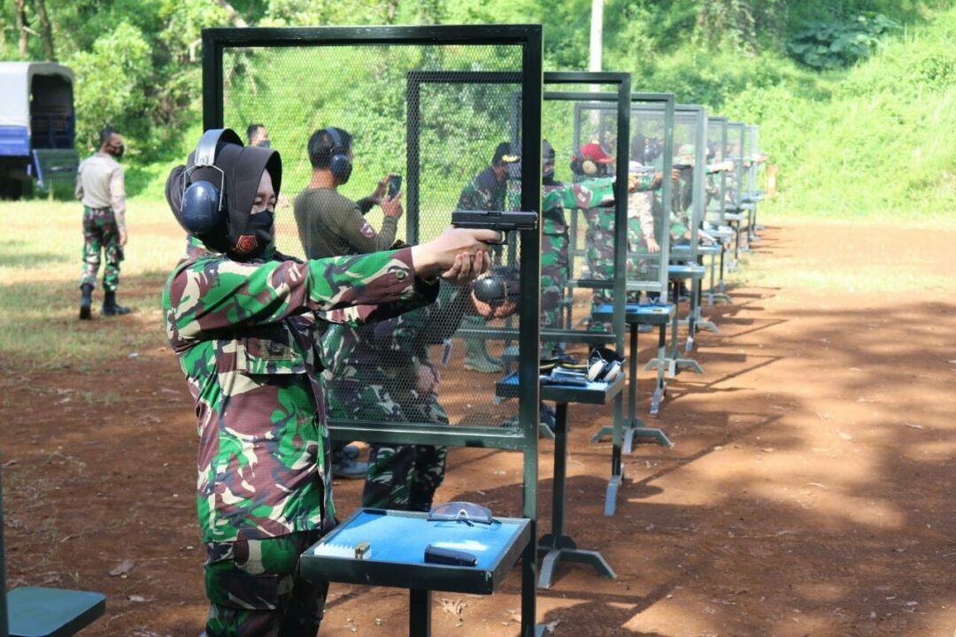 Danwingdikum: Latihan Menembak Tingkatkan Kemampuan Secara Optimal