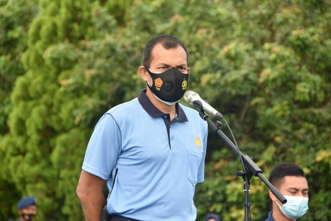Awali masa tugas, Danlanud Adisutjipto laksanakan Apel Luar Biasa