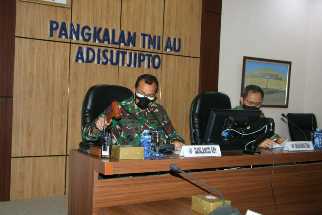 Sidang kelulusan dan penentuan siswa terbaik SIP TNI AU A-83 dan SIP TNI A-84