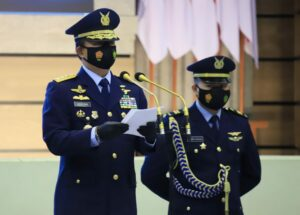 339 Perwira Lulusan Setukpa A-23, Perkuat TNI AU