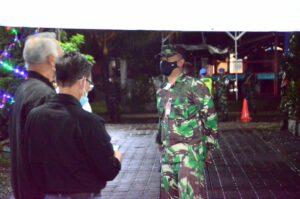Forkopimda Kab. Bandung Tinjau Pelaksanaan Ibadah Natal di Lanud Sulaiman