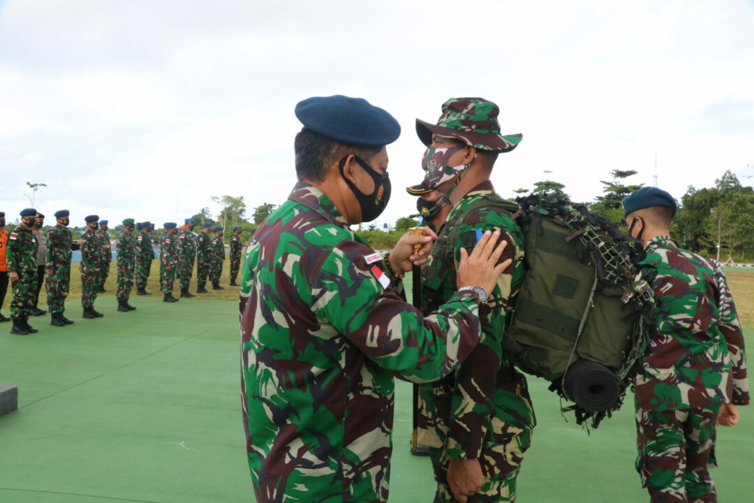 "Panglima Koopsau III Resmi Buka Latihan Survival Tempur ""Digdaya Yudha 2020"""
