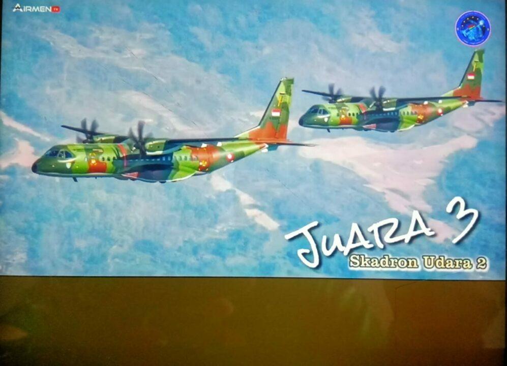 Dua Skadron Udara Lanud Halim Raih Prestasi di Lomba Foto Dispenau