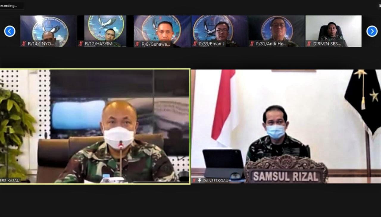 Aspers Kasau : Perwira Siswa Adalah SDM Unggul TNI AU