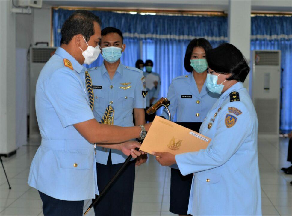 34 Perwira TNI AU Lulus Sesau Angkatan Ke-14