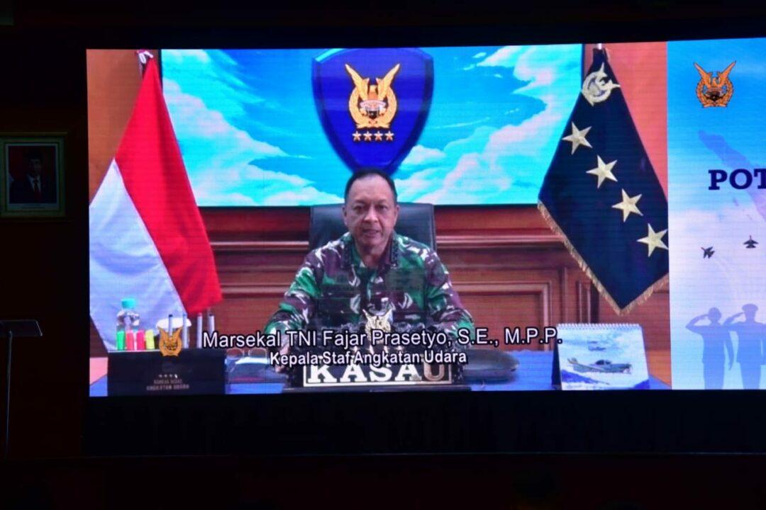 Seminar Nasional Potensi Dirgantara, Kasau: Kemajuan Teknologi Dirgantara Faktor Penentu Menangkan Pertempuran Modern