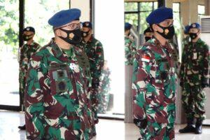 Tongkat Komando Danlanud Atang Sandjaja dan Danlanud Supadio Resmi Diserahkan Pejabat Baru