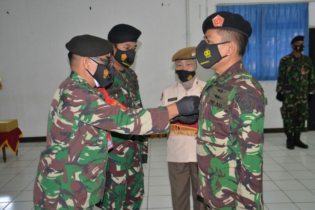 Kursus Sistem Simulator Operasi Hanud Angkatan III Resmi Ditutup