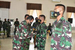 Upacara Penutupan Pendidikan SIP TNI AU Angkatan 83 dan SIP TNI Angkatan 84 di Lanud Adisutjipto