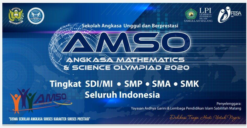 Sekolah Angkasa Lanud Adisutjipto bersiap hadapi kompetisi AMSO 2020