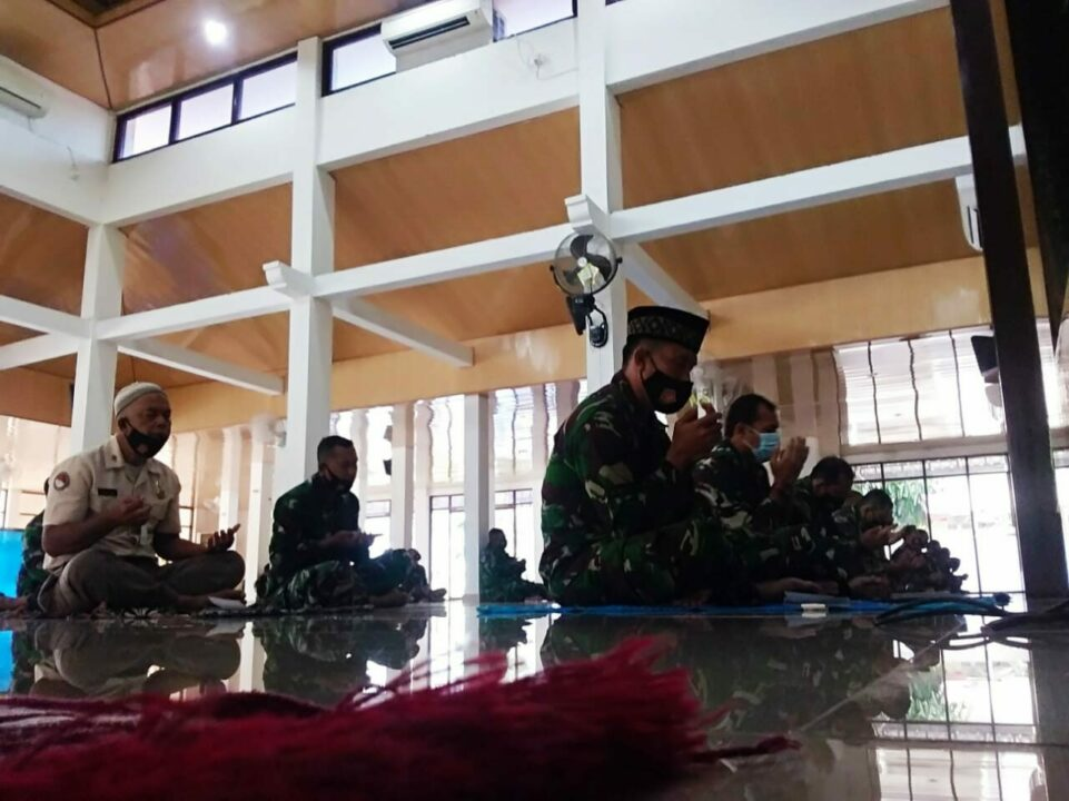 Lanud Adisutjipto gelar doa bersama untuk kelancaran tugas