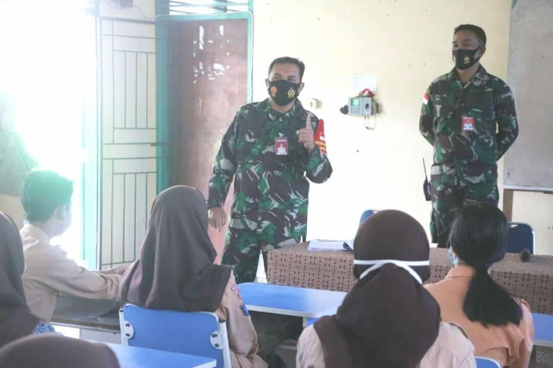 Danlanud Lanud RSA, Ranai-Natuna Sosialisasi PPDB SMA Pradita Dirgantara