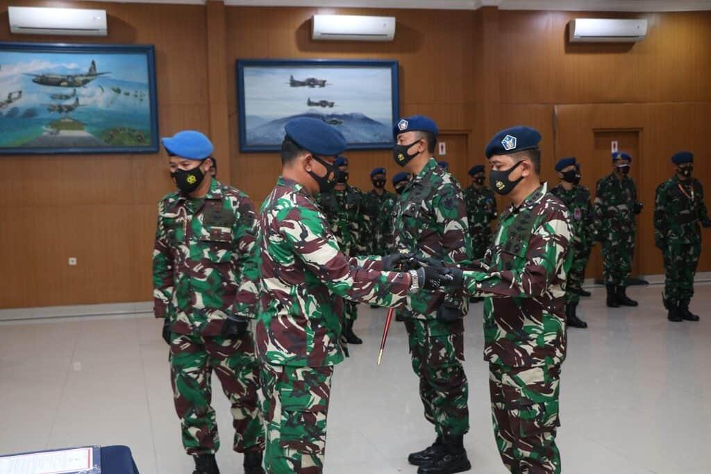 Kolonel Pnb Toto Ginanto, S.T.,M.A.P., Jabat Komandan Wing 2 Lanud Abd Saleh
