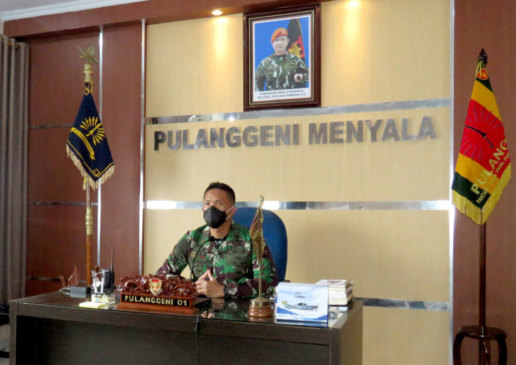 """Danyonko 462 Ikuti Live Streaming """"Air Force Leadership"""""""