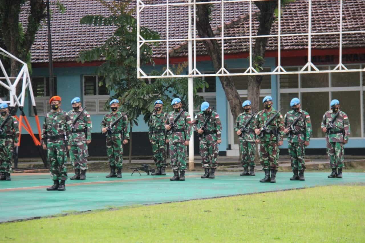 KebangaanTersendiri Bisa Bertugas Ke Luar Negeri Sebagai Pasukan Perdamaian Dunia Dibawah Naungan PBB