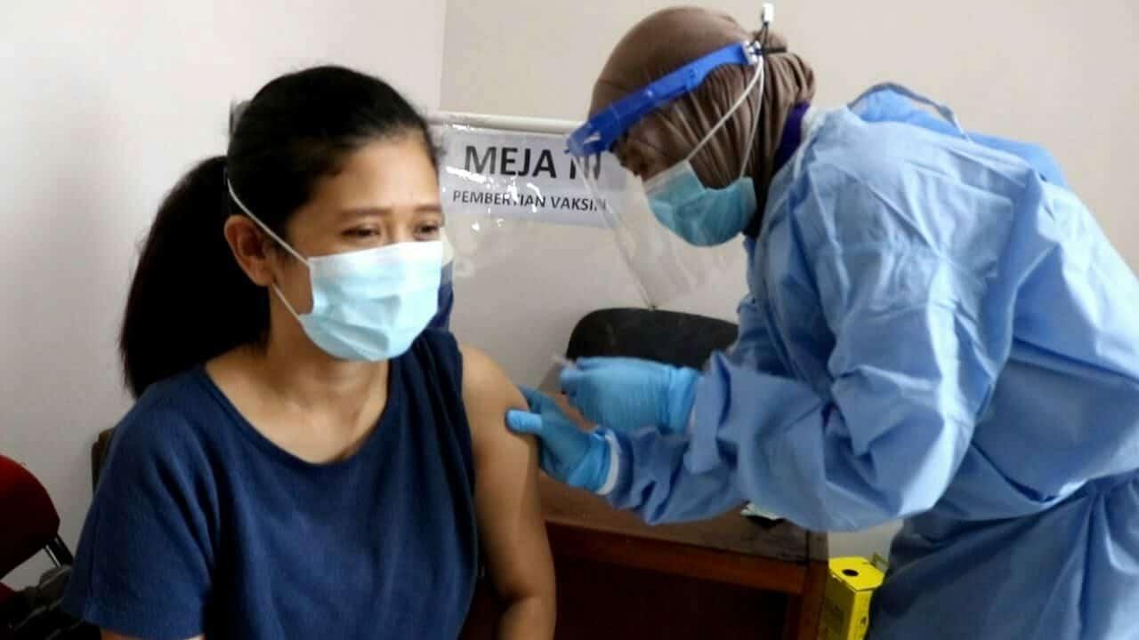 Sepuluh Ribu Lebih Tenaga Kesehatan Kota Makassar Terdaftar Penerima Vaksin COVID 19 Melalui Klinik Pratama Kosekhanudnas II