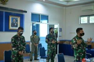Perayaan Natal Bersama Umat Kristiani Lanud Sultan Hasanuddin