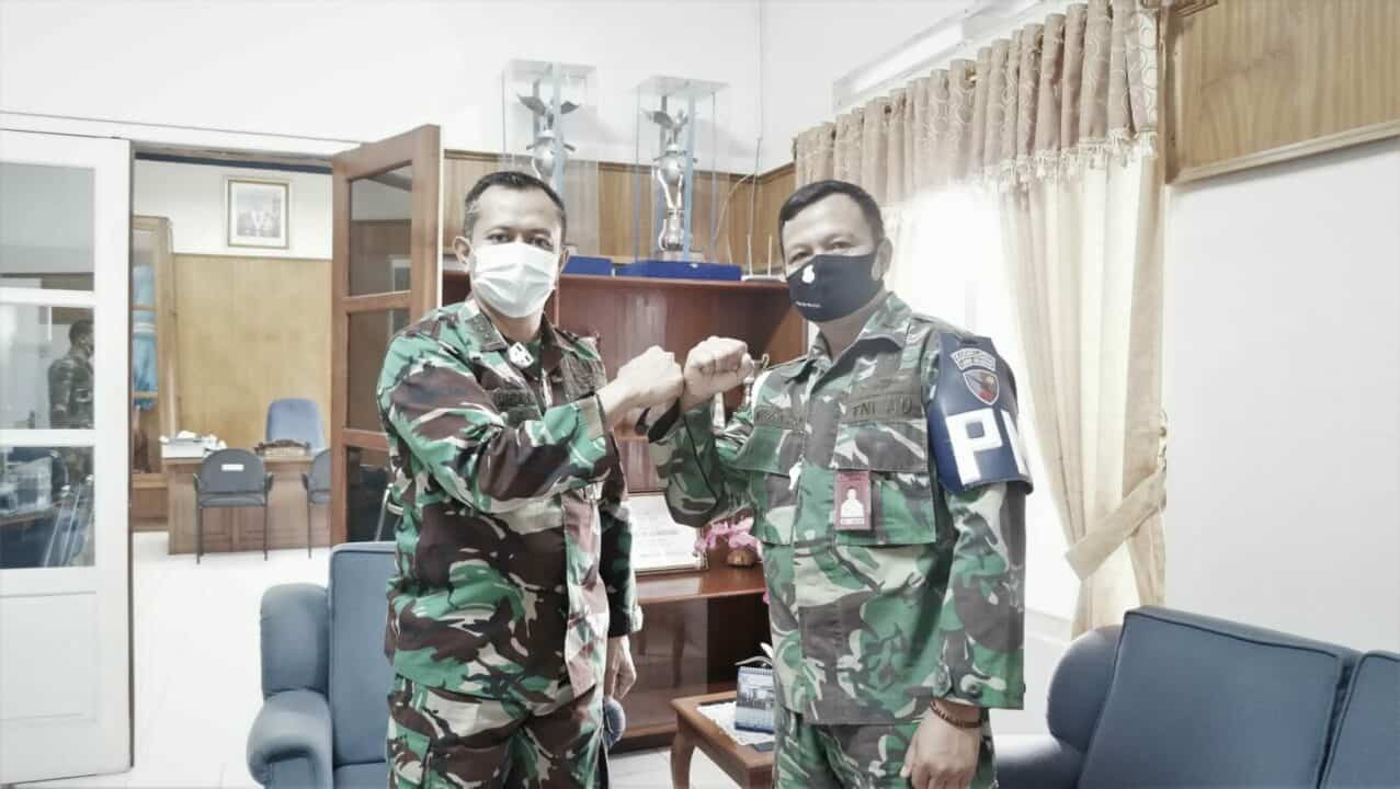 Danlanud Sulaiman Lepas Purnatugas Pelda Wiyanto