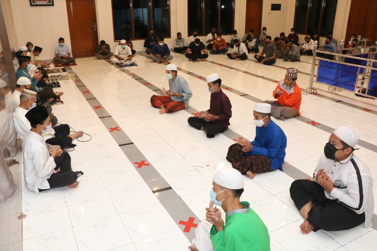 Jelang Pergantian Tahun, Lanud Halim Gelar Doa Bersama