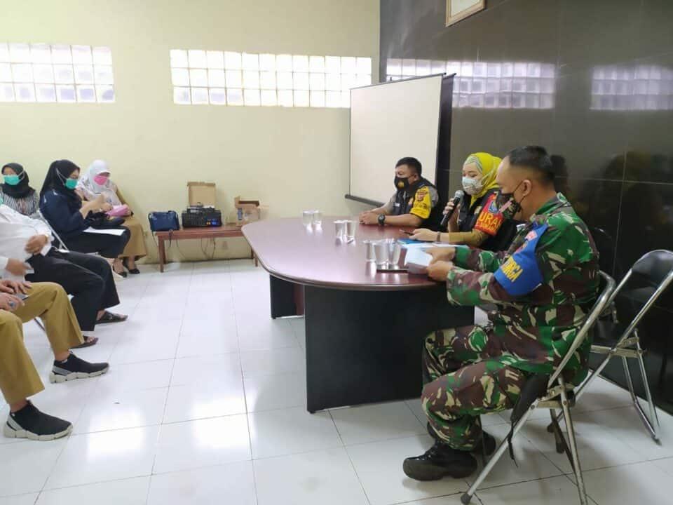 Lanud Husein Sastranegara Laksanakan Monitoring Damkar