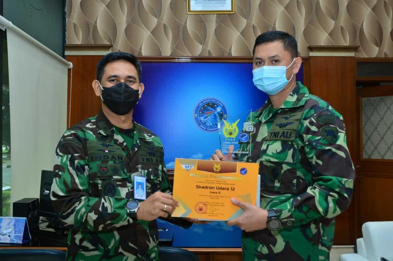 Black Panther Sabet Juara II Lomba Foto Antar Skadron Udara TNI AU