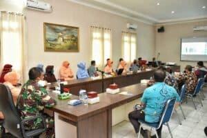 Lanud RHF Ikuti Sosialisasi dan Talk Show PPDB SMA Pradita Dirgantara