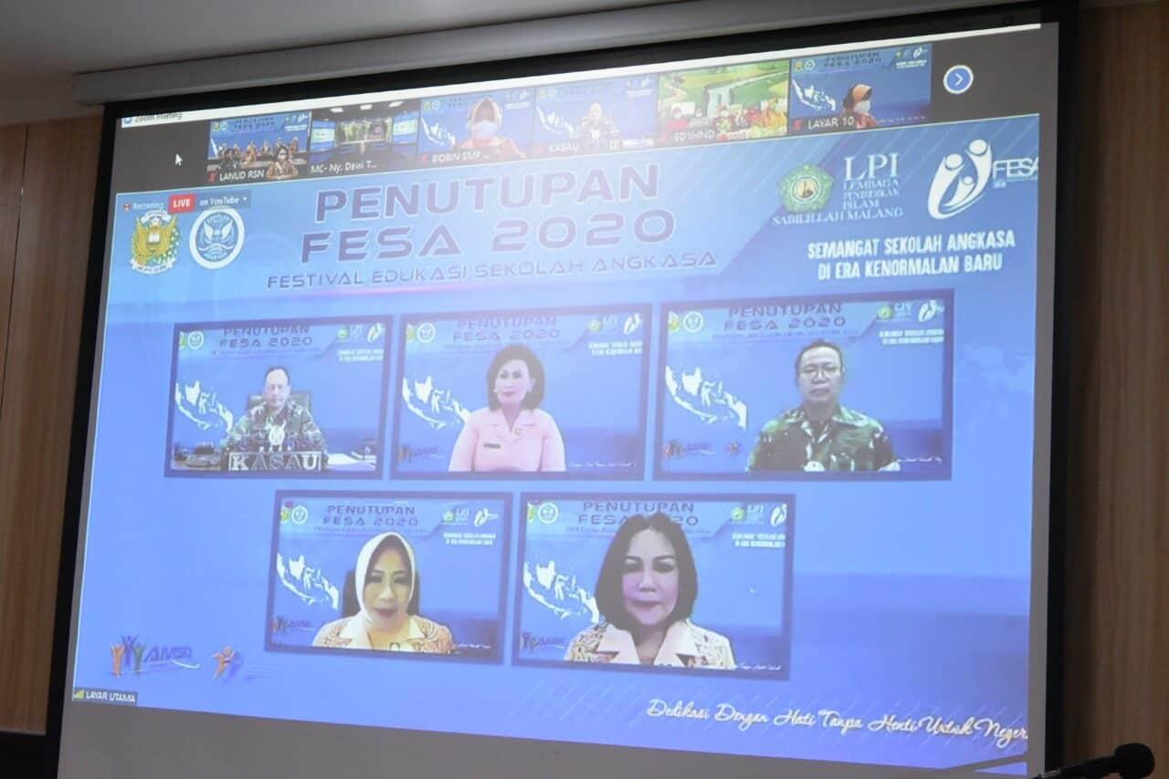 Melalui FESA, Yasarini Sukseskan Program Pemerintah