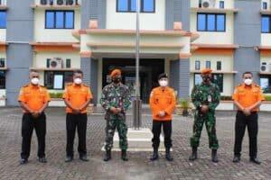 Mempererat Silaturahmi Danwing III Paskhas Kunjungan Ke Kansar Prov. Sumut