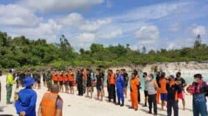 Lanud Iskandar Laksanakan Simulasi Menghadapi Bencana Banjir