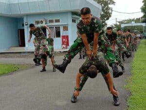 Guna Tercapainya Zero Accident Dalam Penerjunan Prajurit Wing III Paskhas Laksanakan Penjapara