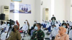 Sosialisasi PPDB SMA Pradita Dirgantara di Lanud Sulaiman