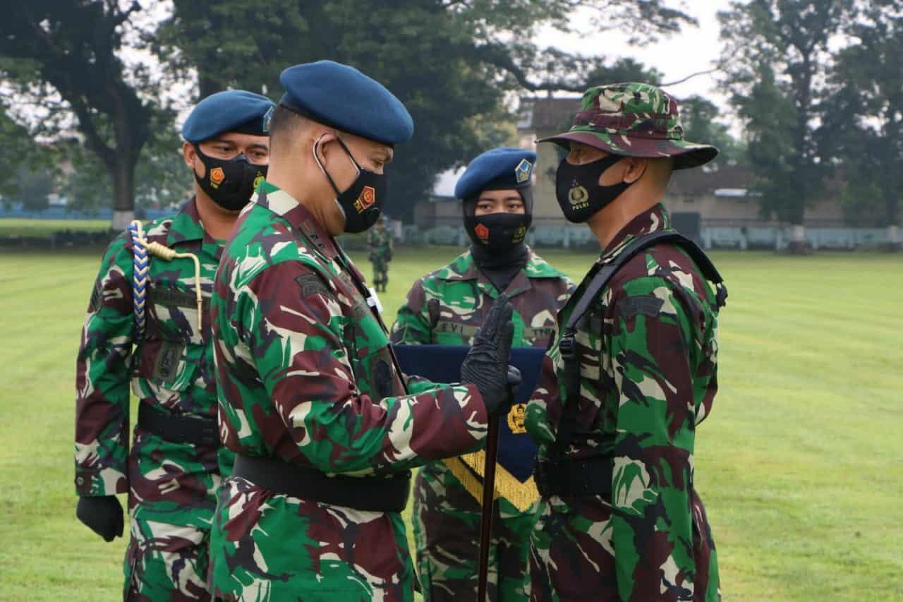 Dankodiklatau Buka Pendidikan Setukpa Angkatan Ke-24