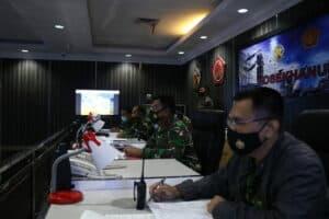 Latihan Simulasi Penanganan Lasa Suspect Di Kosekhanudnas III
