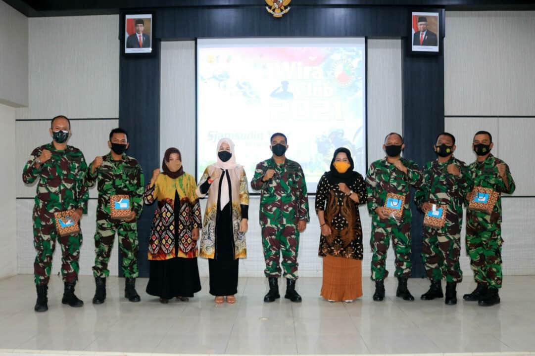 Melalui Wira Club, Perwira TNI AU Sjamsudin Noor Perkuat Soliditas dan Pererat Persaudaraan Dengan Penuh Keakraban